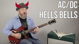 AC/DC Hells Bells Guitar Lesson