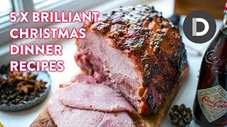 Top 5 Christmas Dinner Recipes!