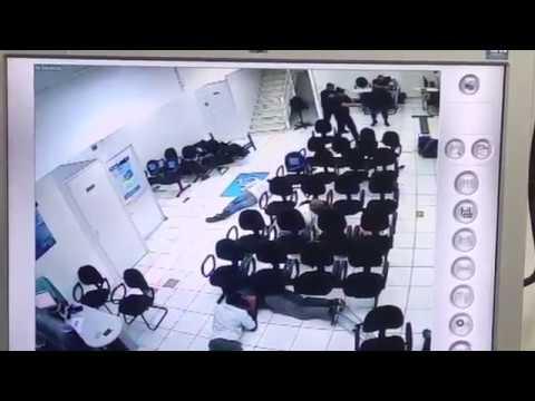 Confira imagens do assalto em agência bancária de São Bernardo