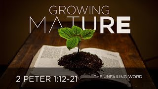 The Unfailing Word