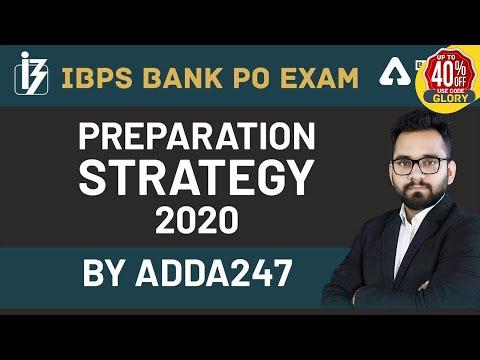 IBPS Bank PO Exam Preparation Strategy 2020 by Adda247 - IBPS ...