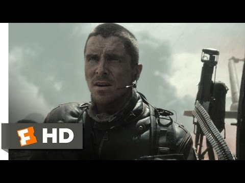Terminator Salvation (1/10) Movie CLIP - Attack on Skynet (2009) HD