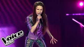"Roksana Węgiel – ""Purple Rain"" – Finał – The Voice Kids Poland"