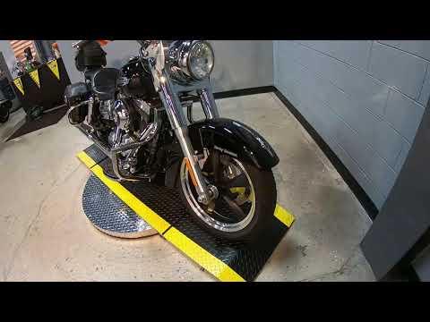 2013 Harley-Davidson Switchback FLD 103