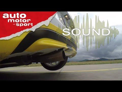 Opel Adam R2  - Sound | auto motor und sport