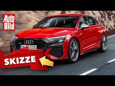 Audi RS 3 (2020): Neuvorstellung - Skizze - Motor - Kompakt - Infos