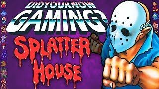 Gambar cover Splatterhouse - Did You Know Gaming? Feat. Stop Skeletons From Fighting