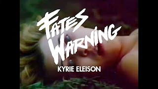 "Fates Warning ""Kyrie Eleison"" (OFFICIAL VIDEO)"
