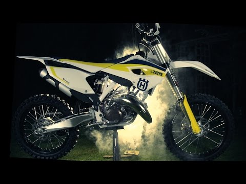 2015 Husqvarna 125cc Test - ''Motocross Top Gear''
