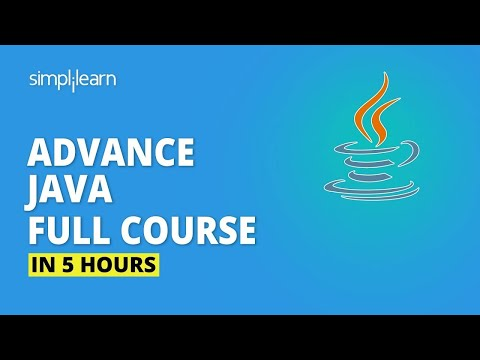 Advance Java Full Course | Learn Java In 5 Hours | Java Tutorial ...