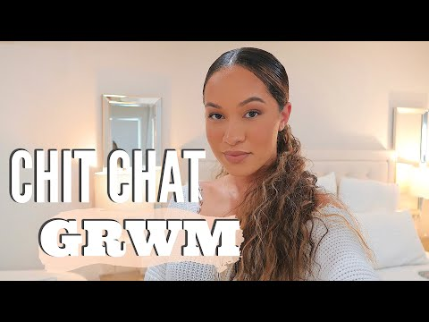 CHIT CHAT GRWM: how I really feel about moving, what's next for my channel + updates | Marie Jay