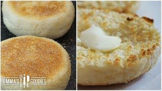 English Muffin Recipe - English Muffin Bread