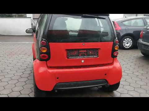 Video Smart ForTwo coupe / coupe Basis
