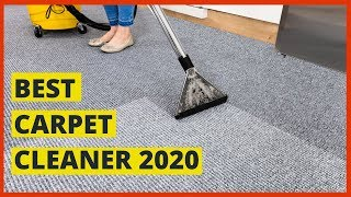 10 BEST CARPET CLEANERS 2020 - BUYERS GUIDE