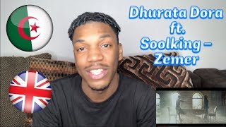 Dhurata Dora Ft. Soolking   Zemer REACTION!!