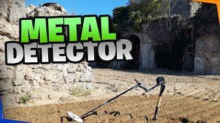 Metal detector italia monete ed esplorazione convento abbandonato