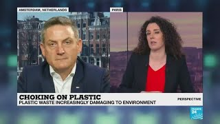 Plastic waste: 'We can only tackle the problem if we work together'
