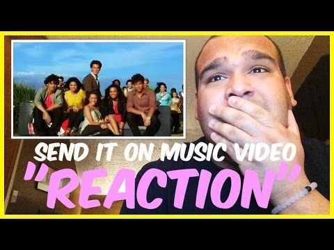"Disney's Friends For Change - Send It On (Music Video) ""REACTION"" Mp3"