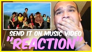 "Disney's Friends For Change - Send It On (Music Video) ""REACTION"""