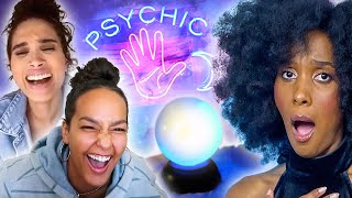 A Psychic Draws My Future Soulmate?! by Clevver Style