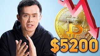 Биткоин Миллиардер Дает Советы Как Пережить Падение Сентябрь 2018 Прогноз #bitcoinify