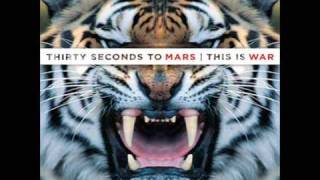 30 Seconds to Mars- Search & Destroy (This is War 2009) HQ W/ Lyrics