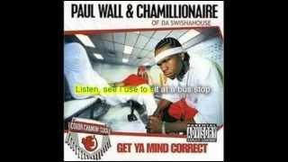 Chamillionaire & Paul Wall  My Money Gets Jealous Lyrics) Video