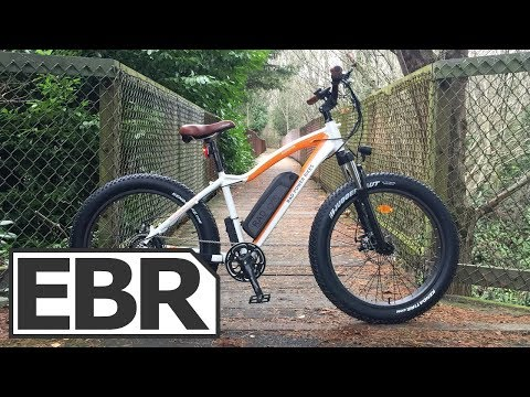 Rad Power Bikes RadRover Video Review – $1.5k Affordable Fat Electric Bike, Twist Throttle