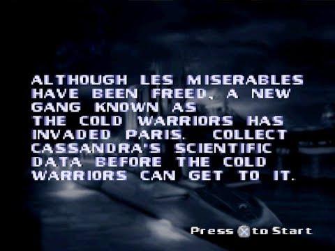 Recovering data from the Cold Warriors (BattleTanx: Global Assault Part 20)