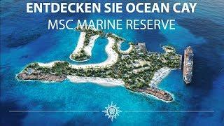 MSC Cruises: Ocean Cay – Entdeckungstour