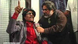 Mr Duran interviews LITTLE RICHARD
