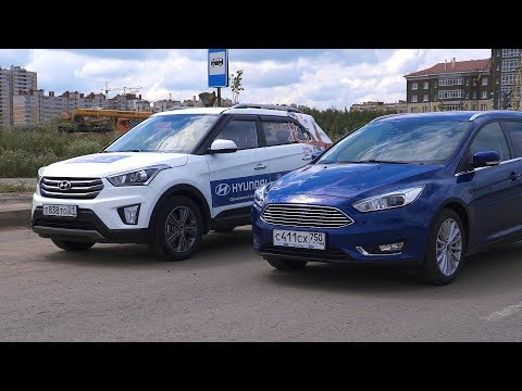 Ford  Focus Wagon Универсал класса C - тест-драйв 4