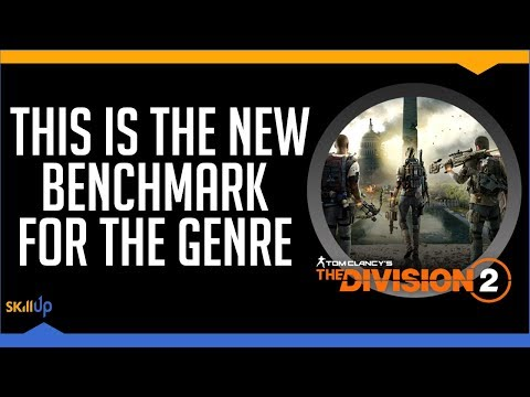 Tom Clancy's The Division 2 - The Review (2019) - YouTube video thumbnail