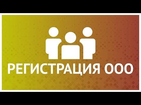 Инструкция по регистрации ООО (видеоинфографика)