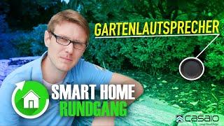 Gartenlautsprecher: exzellente Musik im Garten mit hochwertigen Outdoor Boxen | Smart Home Rundgang