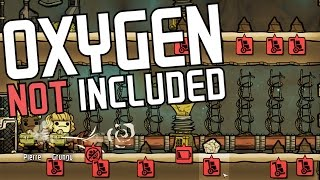 Oxygen Not Included ~ GROWING CROPS! ~ Let's Play Oxygen Not Included Part 3  (Alpha Gameplay)