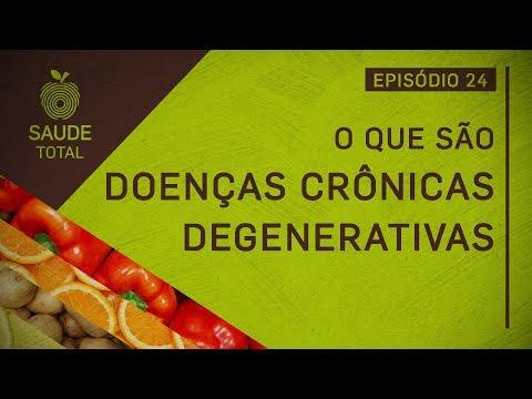 Doenças Crônico Degenerativas | Saúde Total