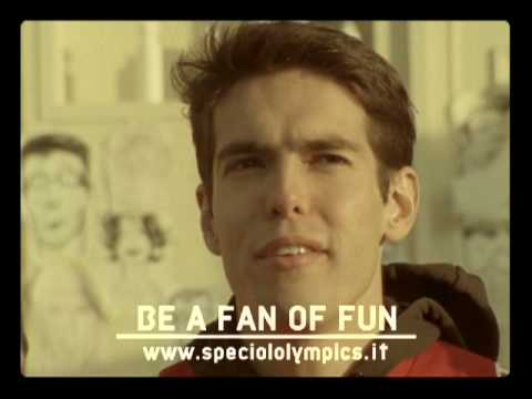 Watch videoSindrome di Down: Kakà per Special Olympics Italia
