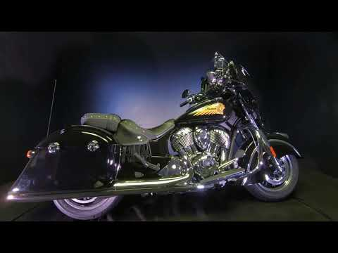 2019 Indian Chieftain® Classic ABS in De Pere, Wisconsin - Video 1