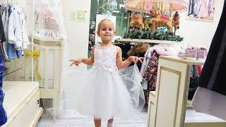 ВЛОГ Новые модные платья для девочек Подарки на День Рождения Юляшке