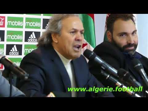 Le clash entre Rabah Madjer et le journaliste Maamar Djebour......