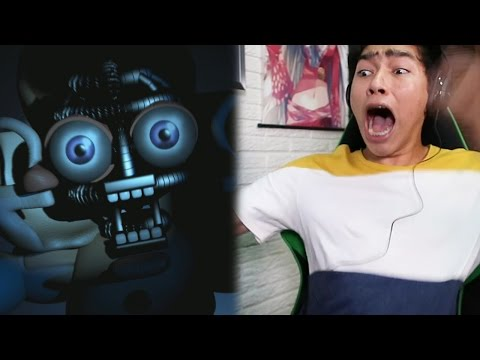 Gameplay de Five Nights at Freddys: Sister Location