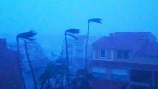 Hurricane  MARIA Devastates Humacao, Puerto Rico (2017)