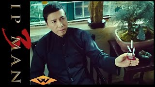 Trailer of Ip Man 3 (2015)