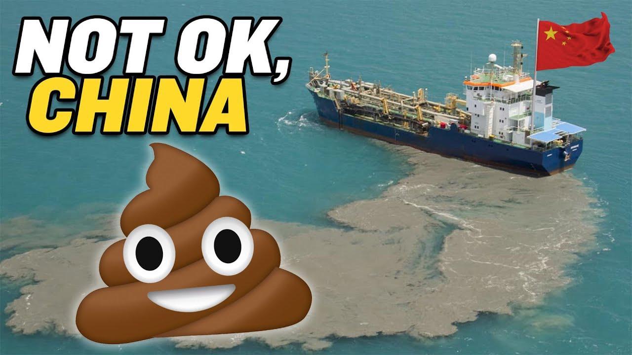 China Dumping SEWAGE Near Philippines thumbnail