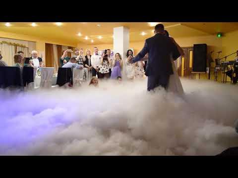 Оформлення весільного танцю спецефектами, відео 7