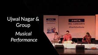 HCL Concerts - Ujwal Nagar & Group - Full Performance