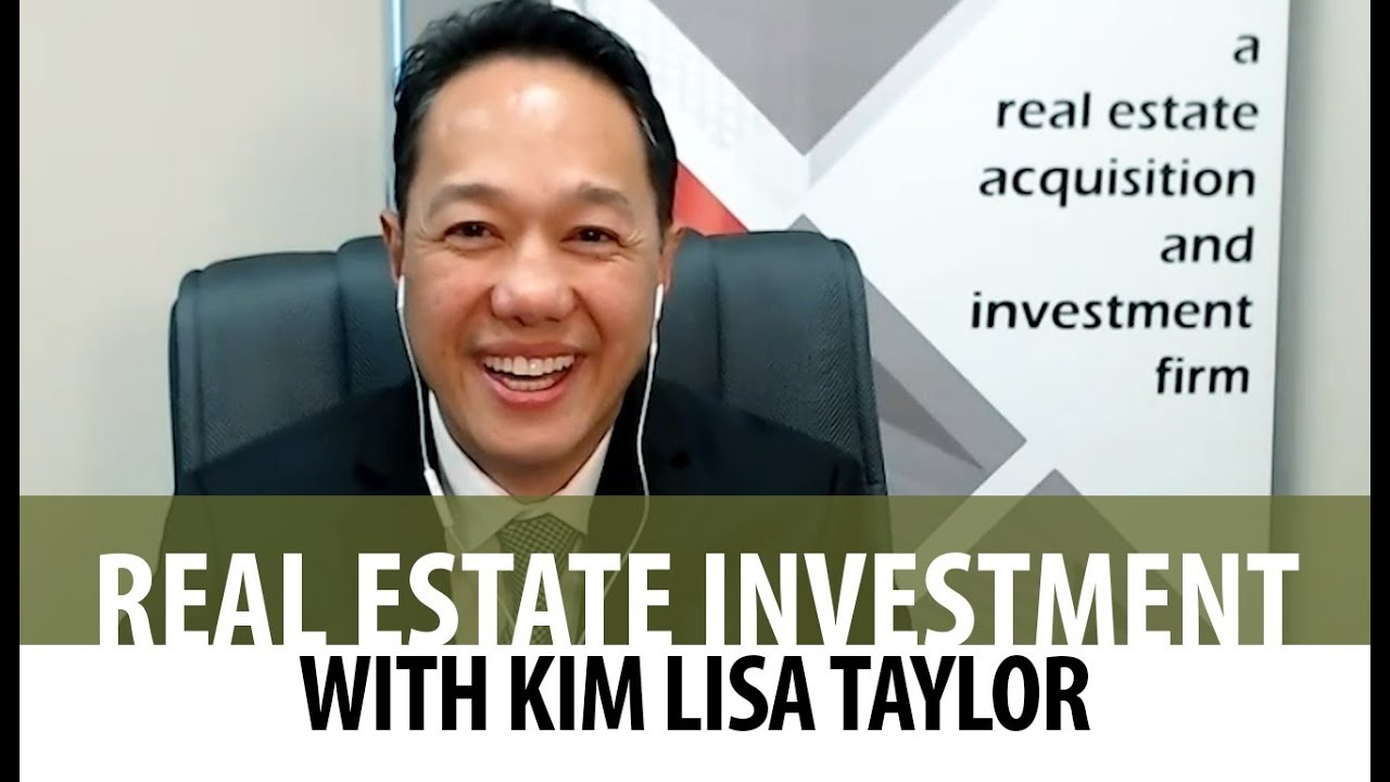 Real Estate Raw Featuring Kim Lisa Taylor