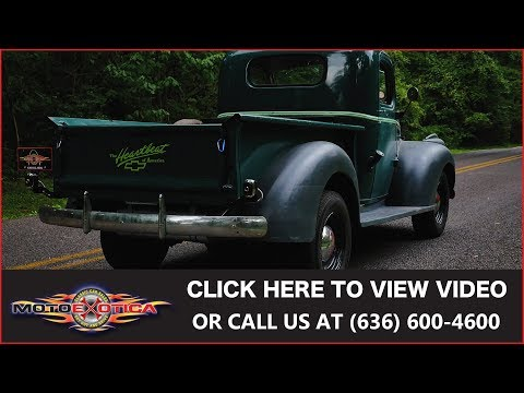 1946 Chevrolet Pickup for Sale - CC-1016897