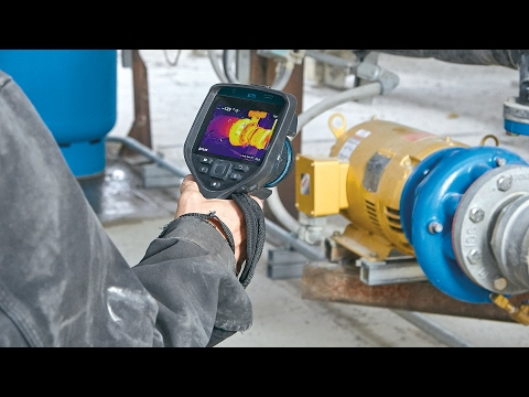 The FLIR Exx-Series Advanced Thermal Imaging Cameras